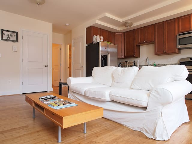 Living Room/1BR condo - Washington - Apartamento