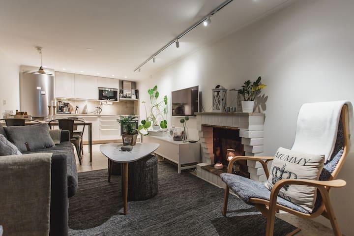Perfekt lägenhet i Visby