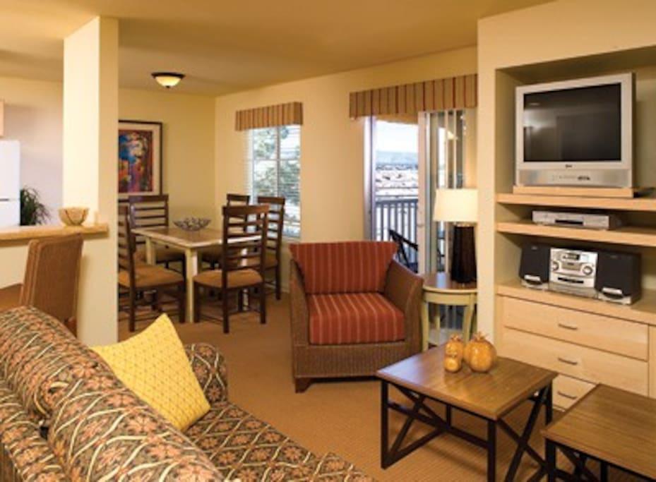 Vegas 2 Bedroom Full Condo Sleeps 6 Great Resort