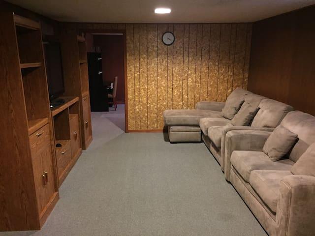 Spacious Basement Suite - Ottawa - Rumah