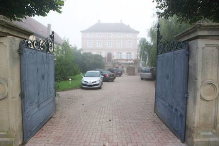 Au vieux manoir - Friesenheim - บ้าน