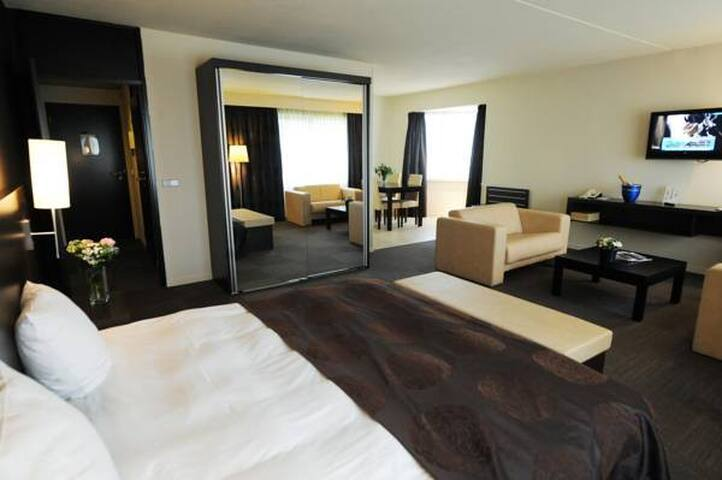 Executive Studio - aparthotel Moretus
