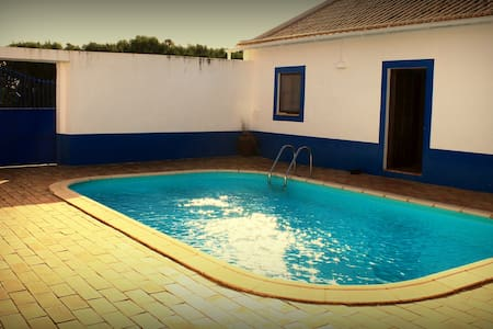 Typical country house with a pool - fornalhas velhas