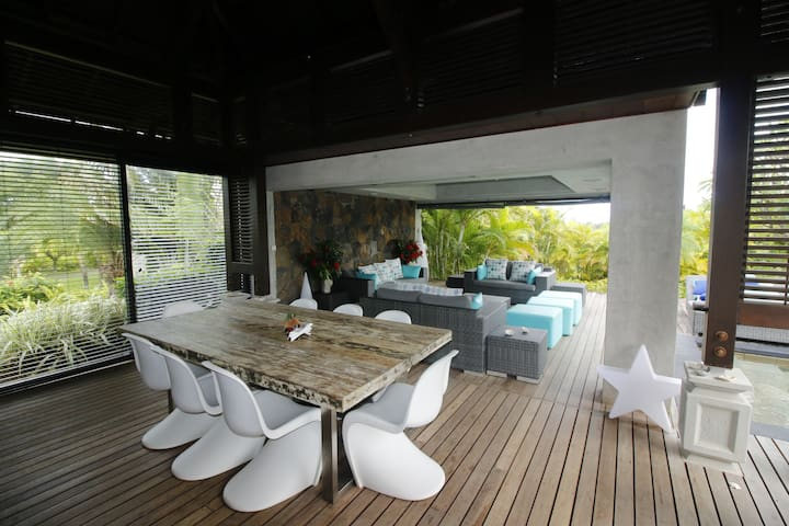 Belle Rivière: Star Villa, 5 chambres