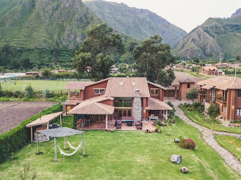 INCA´S SACRED VALLEY HOUSE