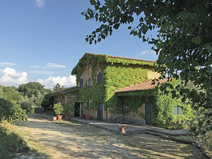Villa with swimming pool at 40 min. far from  Rome