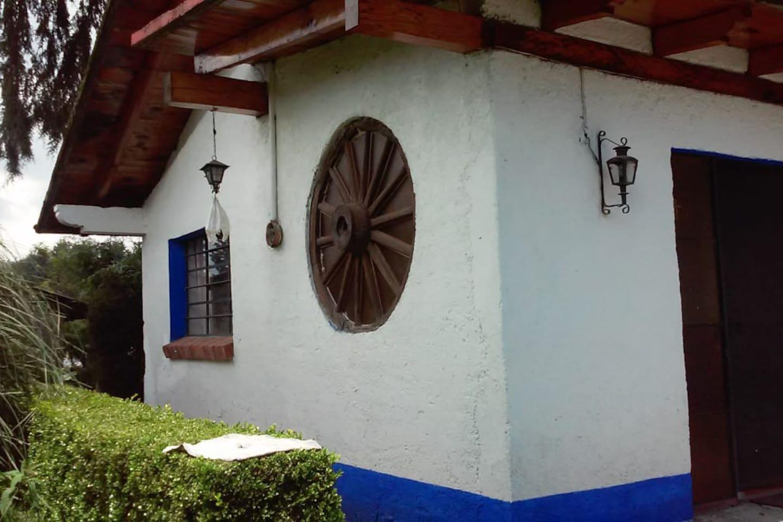 Hermosa casa de campo¡