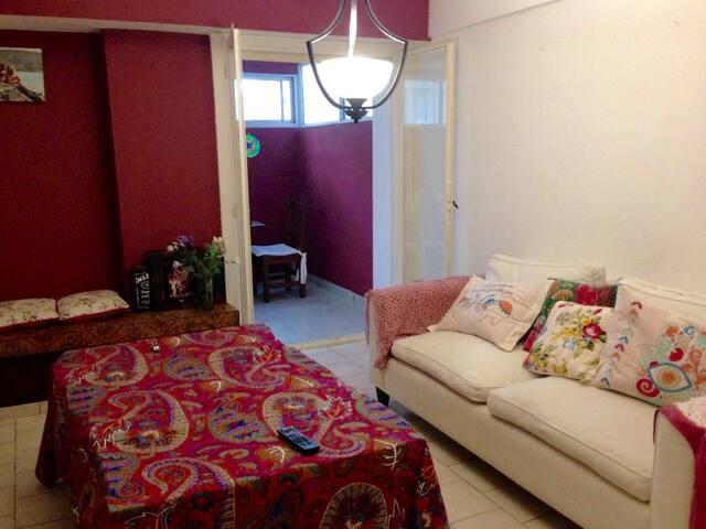 Depto tipo Casa en Barrancas de Belgrano - Buenos Aires - Apartment