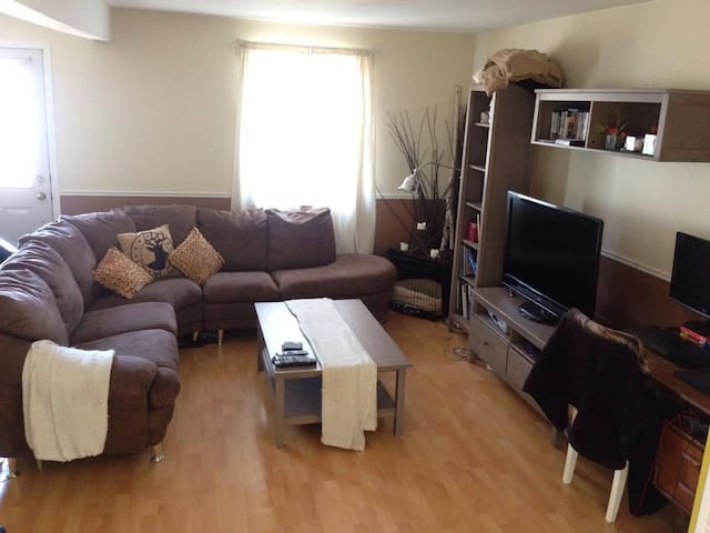 Apartment 10 minutes from downtown Montreal - Longueuil - Flat
