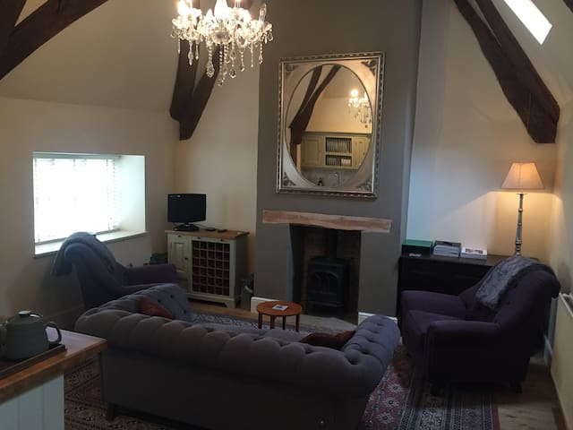 Coxwell Court, Cirencester, The Cotswolds, WiFi - Cirencester - Stadswoning
