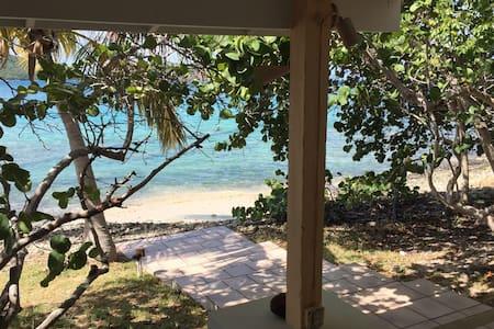 TAMARINDO BEACH APT 1A - Culebra