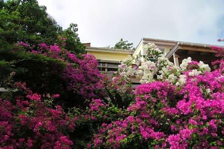 Lameshur Cottages-Main House