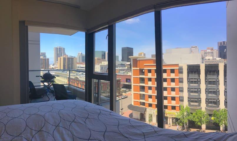 Beautiful apartment in Gaslamp San Diego