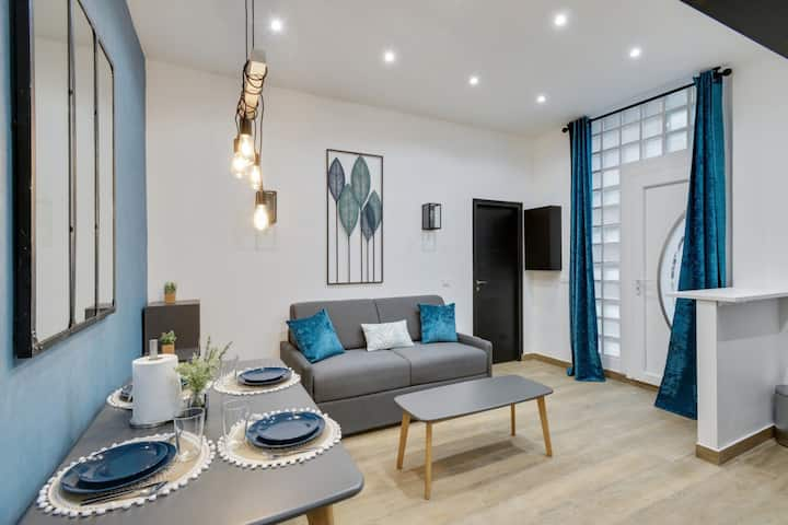115 Suite John, Lovely Apartment in Paris