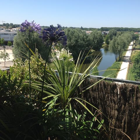 Bordeaux lac - Bruges - Bed & Breakfast