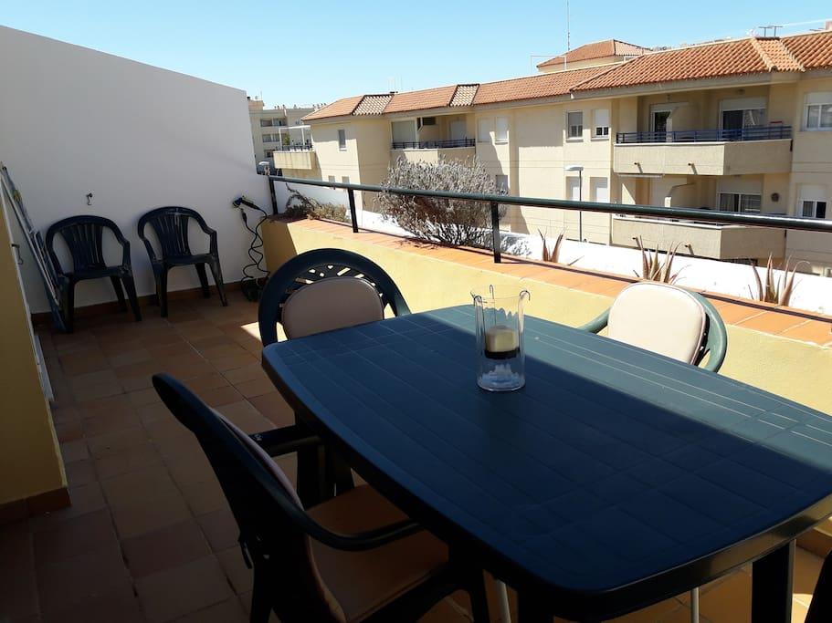Atico con terraza vistas al mar apartamentos en alquiler - Alquiler apartamento sanlucar de barrameda ...