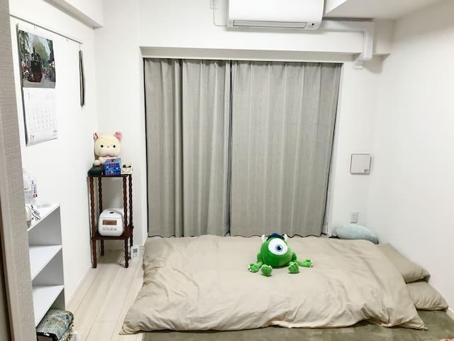 Ladies Room+Wifi 5mins→Station Yokohama ChinaTown