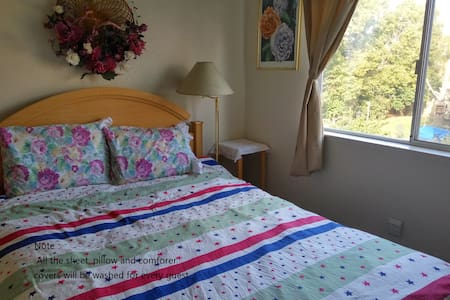 Private room & Private full bath - Roseville