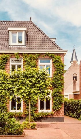 Large family house between Amsterdam and Utrecht
