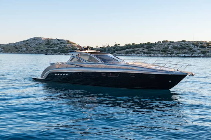 Moonwalk...a great yacht to spend time in Hydra