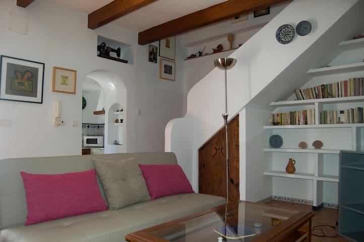 Casa Mirador Albaida (terraza, wifi, vistas) - Granada - Dom