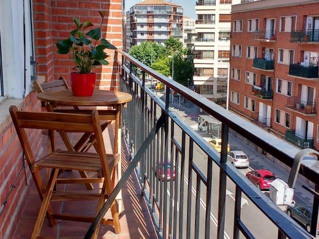 Confortable piso en el centro de Salamanca - Salamanca - Daire