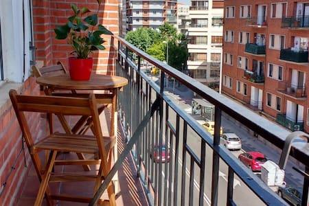 Confortable piso en el centro de Salamanca - Σαλαμάνκα - Διαμέρισμα