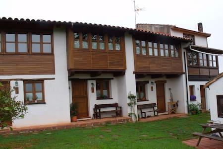 Apartamentos rurales en plena naturaleza Asturiana - Celada