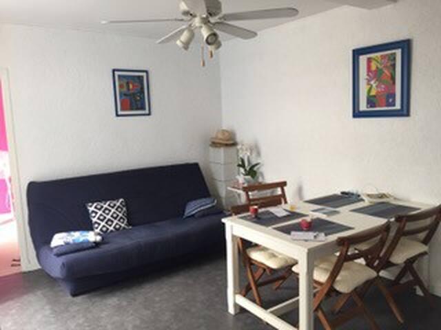 Appartement proche de la plage - Port-la-Nouvelle - Condominium