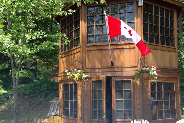 Lake Talon Vacation - Bonfield - Cabin