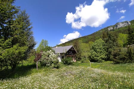 Chalet Alpes Nature & Vercors 1P