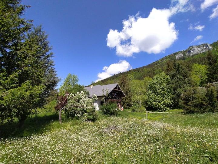 Chalet Alpes Nature & Vercors 1P
