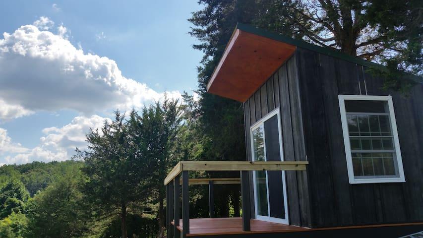 Tiny Off-Grid Cabin ~ Glamping &  Fantastic Views