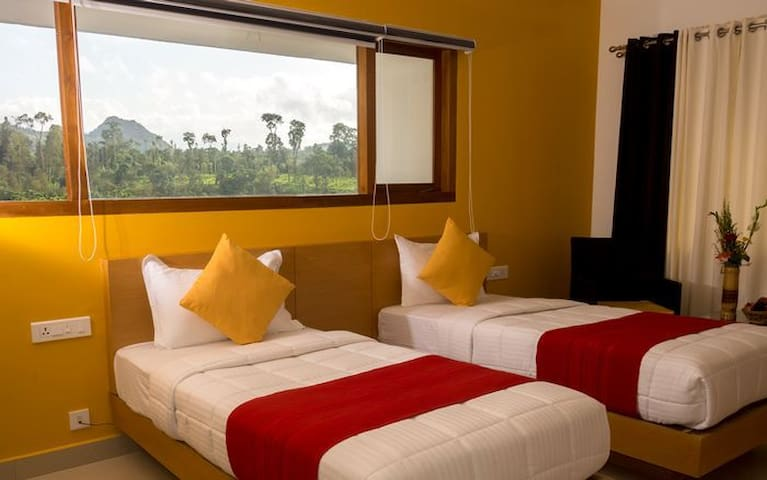 Four bedded luxury room in Wayanad - Ambalavayal - Гестхаус