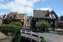 Volendam (36km. vanaf Opperdoes)