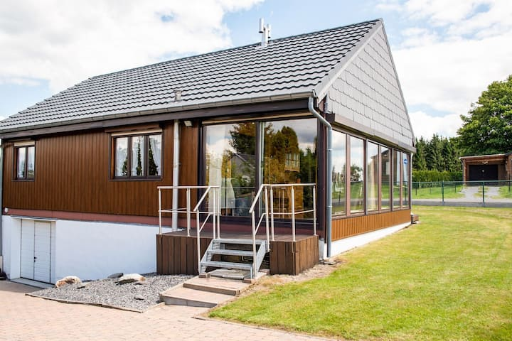 Alluring Holiday Home in Fraiture with Infrared Sauna