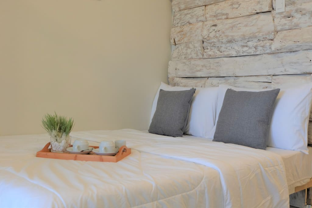 Relax and enjoy our calming interiors
