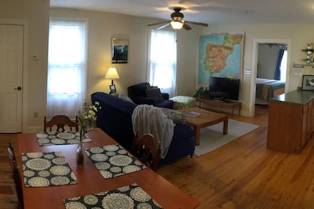 Cozy and Convenient Apartment in Old North Knox - Knoxville - Appartamento