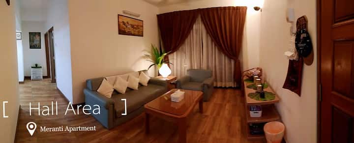 3 Room Stay at Genting View Resort (Homestay)