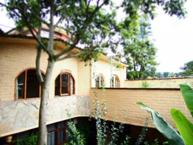CASA HOK'OL///air penthouse - San Cristóbal de Las Casas