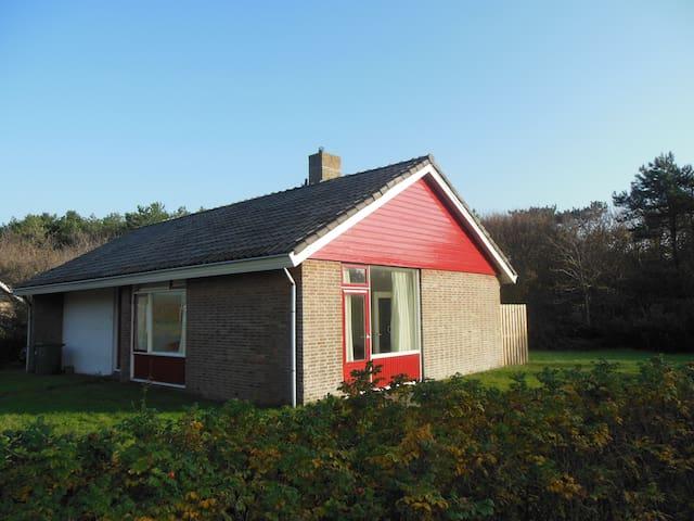 Luxe vakantiewoning aan de kust - Petten - Haus