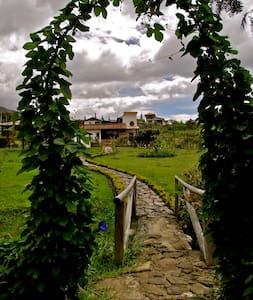 Finca Villa Paola - Guest House - Villa de Leyva