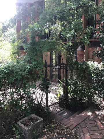 Garden Apartment at George Baldwin House