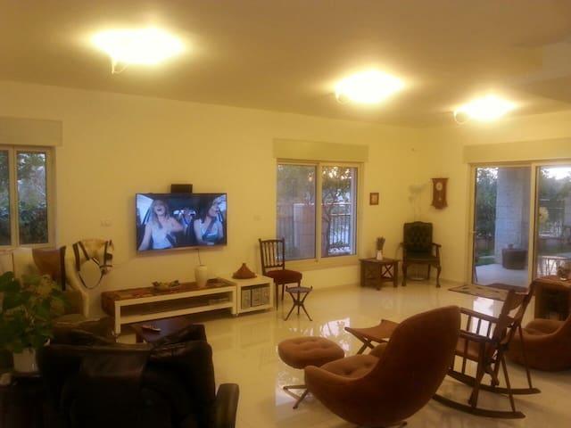 Unique Apartment in Modi'in - Modi'in-Maccabim-Re'ut