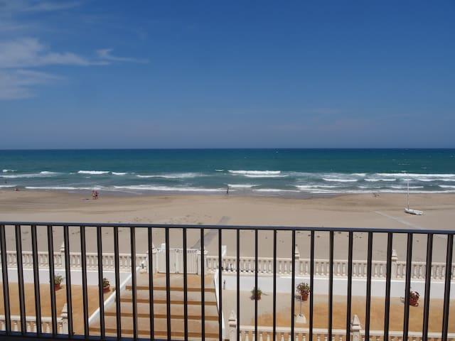 AMANECER EN LA PLAYA - València - Wohnung