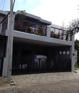 Kamar Kost Di kota serang Nyaman - Kecamatan Serang - บ้าน