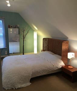 Popular Didsbury location - superb private room - Manchester - Casa