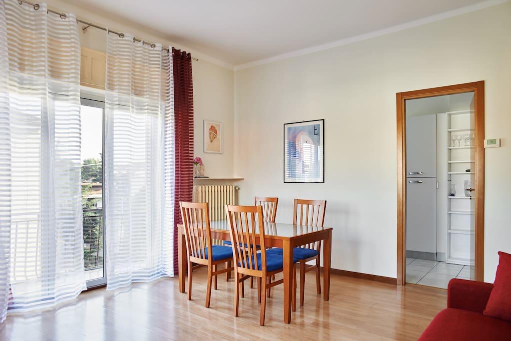 Bergamo spring flat appartamenti in affitto a bergamo for Appartamenti in affitto bergamo