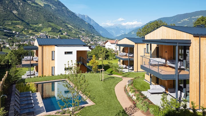 Golden Lodge Terrace - Cirna Gentle Luxury Lodges
