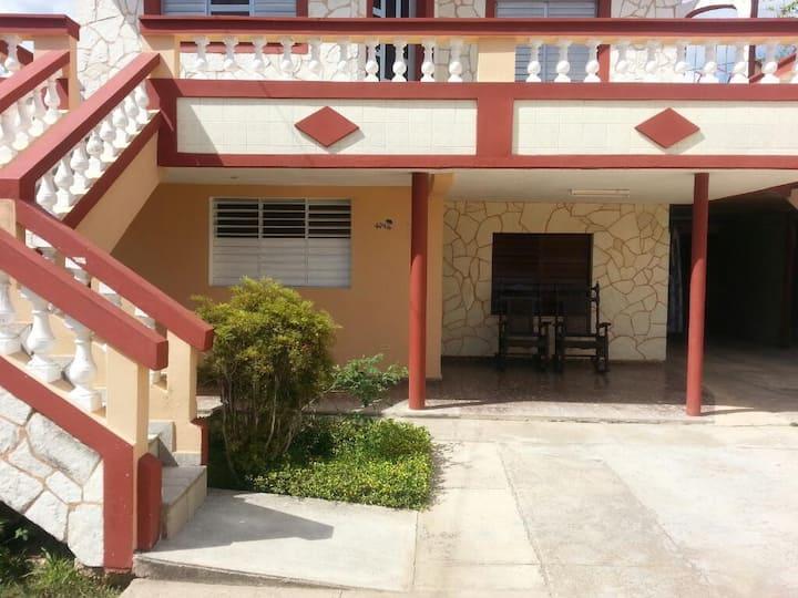 Hostal Reinaldo y Tere en Boca de Camarioca